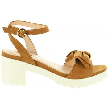 Chaussures Femme Sandales et Nu-pieds Chika 10 FIONA 01 Marrón