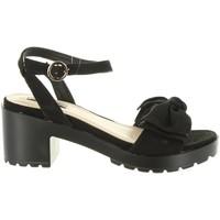 Chaussures Femme Sandales et Nu-pieds Chika 10 FIONA 01 Negro