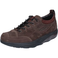 Chaussures Femme Baskets mode Mbt chaussures femme  sneakers marron nabuk dynamic BY260 marron