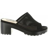 Chaussures Femme Sandales et Nu-pieds Chika 10 FIONA 05 Negro