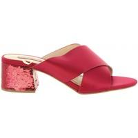 Chaussures Femme Sandales et Nu-pieds Chika 10 ANYA 02 Rojo