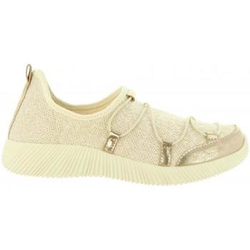 Chaussures Femme Ville basse Chika 10 ICHIA 01 Beige