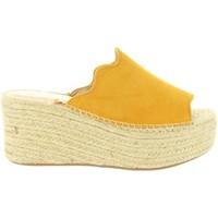 Chaussures Femme Sandales et Nu-pieds Chika 10 VALERIA 05 Amarillo