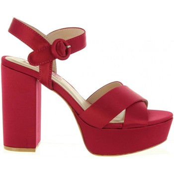Chaussures Femme Sandales et Nu-pieds Chika 10 NEW TAYLOR 01 Rojo