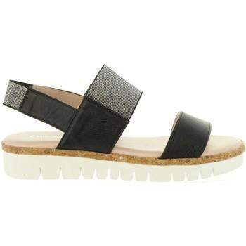 Chaussures Femme Sandales et Nu-pieds Chika 10 IDOIA 02 Negro