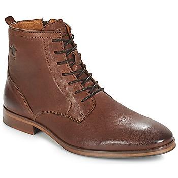 Chaussures Homme Boots Kost NICHE 1 Cognac