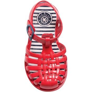 Chaussures Sandales et Nu-pieds Méduse Sandales enfant en plastique Rouge