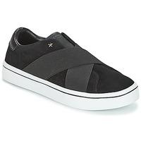 Chaussures Femme Slip ons Skechers HI-LITE noir