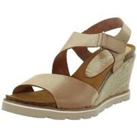 Chaussures Femme Sandales et Nu-pieds Marila Talons compensés  en cuir ref_neox43588-multi Multi