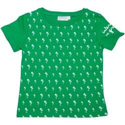 Vêtements Enfant T-shirts manches courtes Interdit De Me Gronder Touareg Vert
