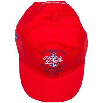 Accessoires textile Enfant Bonnets Interdit De Me Gronder Pole Rouge