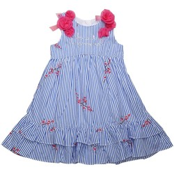 Vêtements Fille Robes Interdit De Me Gronder Maya Bleu