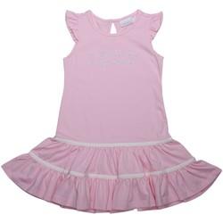 Vêtements Fille Robes Interdit De Me Gronder Paprika Rose