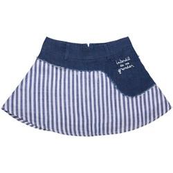 Vêtements Fille Jupes Interdit De Me Gronder BIBI Bleu