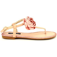 Chaussures Femme Sandales et Nu-pieds Cendriyon Tongs Rose Chaussures Femme, Rose
