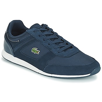 Chaussures Homme Baskets basses Lacoste MENERVA SPORT 318 1 Marine