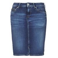 Vêtements Femme Jupes Pepe jeans TAYLOR Bleu Medium