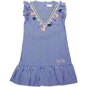 Vêtements Fille Robes courtes Interdit De Me Gronder Cygana Bleu