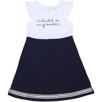 Vêtements Fille Robes Interdit De Me Gronder Inga Bleu