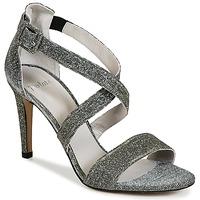 Chaussures Femme Sandales et Nu-pieds Perlato ALAMA Argent