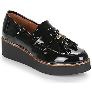 Chaussures Femme Mocassins Fericelli JOLLEGNO Noir