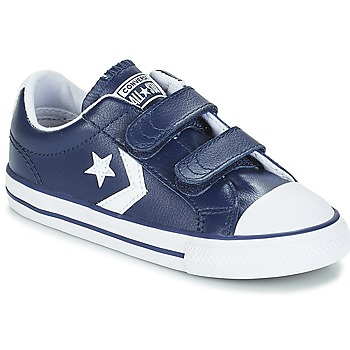 Chaussures Enfant Baskets basses Converse STAR PLAYER EV V OX Navy/White