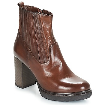 Chaussures Femme Bottines Dream in Green JERYCABE Marron