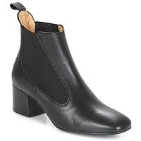 Chaussures Femme Bottines Betty London JUSSIVA Noir