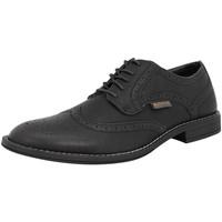Chaussures Homme Richelieu Ben Sherman 4 EYE FASHION BROGUE Chaussures de Ville Homme synthétique noirben3161