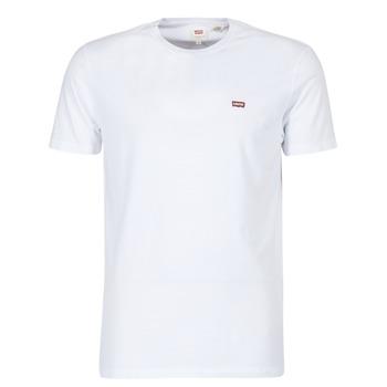 Vêtements Homme T-shirts manches courtes Levi's SS ORIGINAL HM TEE Blanc