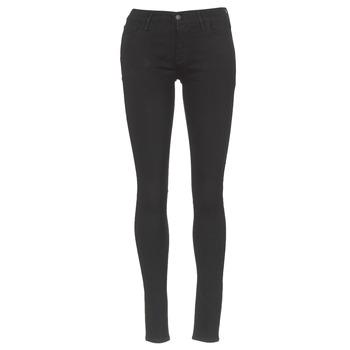 Vêtements Femme Jeans skinny Levi's INNOVATION SUPER SKINNY BLACK GALAXY