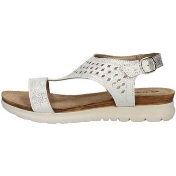 Chaussures Femme Sandales et Nu-pieds Inblu TU 37 D Sandales Femme Argent Argent