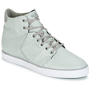 Chaussures Homme Baskets montantes Globe Los Angered Gris
