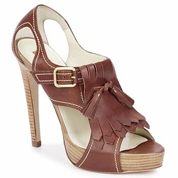 Chaussures Femme Sandales et Nu-pieds Rupert Sanderson MANON ELBAMATT-CUOIO
