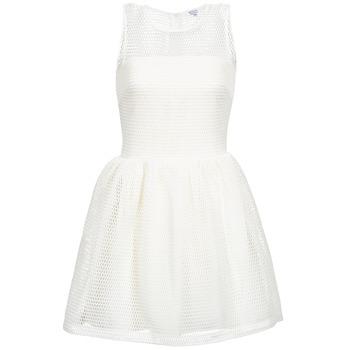 Vêtements Femme Robes courtes Brigitte Bardot AGNES Blanc