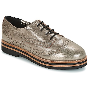 Chaussures Femme Derbies Coolway AVO Argent