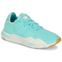Chaussures Femme Baskets basses Le Coq Sportif SOLAS W SUMMER FLAVOR blue