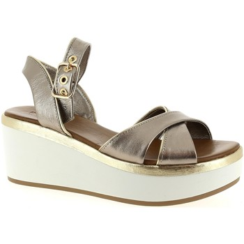 Chaussures Femme Sandales et Nu-pieds Inuovo 8669 Plomb