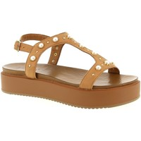 Chaussures Femme Sandales et Nu-pieds Inuovo 8737 Camel