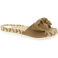 Chaussures Femme Mules Sune KACE Taupe