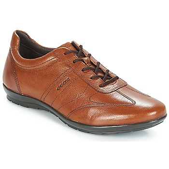 Chaussures Homme Baskets basses Geox UOMO SYMBOL Marron