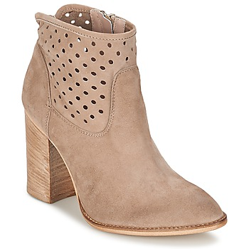 Chaussures Femme Bottines Tosca Blu THEBE Taupe