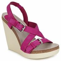 Chaussures Femme Sandales et Nu-pieds Jil Sander JS16295 Rose