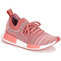 Chaussures Femme Baskets basses adidas Originals NMD R1 STLT PK W Rose