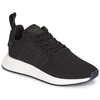 Chaussures Baskets basses adidas Originals NMD R2 Noir