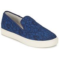 Chaussures Femme Slip ons Ash ILLUSION Bleu