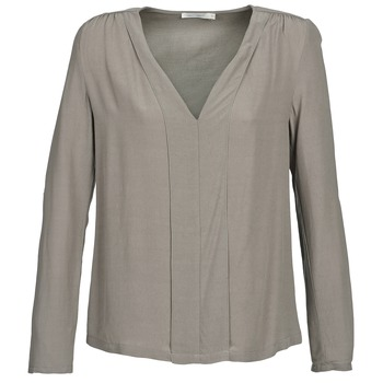 Vêtements Femme Tops / Blouses See U Soon CHARLOTTE Taupe