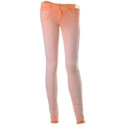 Vêtements Femme Jeans skinny Salsa COLETTE Orange