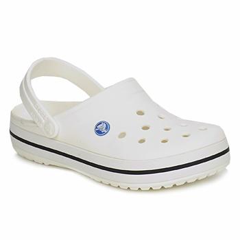Chaussures Sabots Crocs CROCBAND Blanc