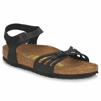 Chaussures Femme Sandales et Nu-pieds Birkenstock BALI Noir Mat